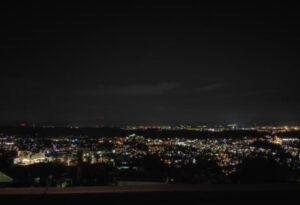 ナイヤビンギ 夜景